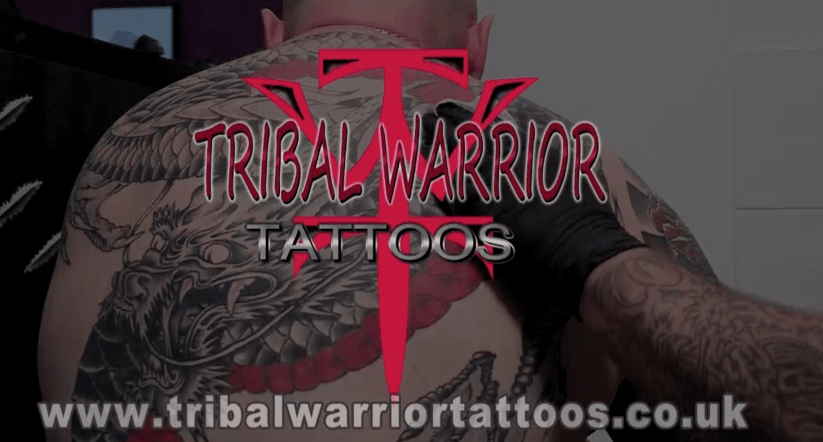 Tribal Warrior Tattoo Studio